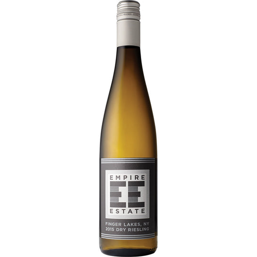 Empire Estate 2015 Dry Riesling Finger Lakes New York