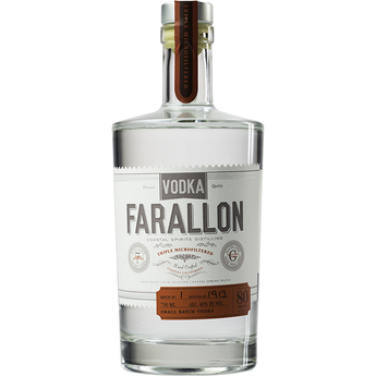 Vodka Farallon