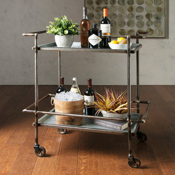 Foundry Bar Cart