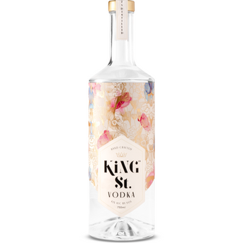 King St. Vodka 750ml