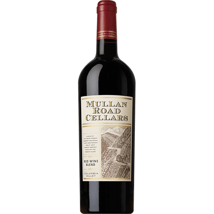 Mullan Road Cellars by Cakebread 2013 Columbia River Valley Red Blend