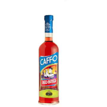 Caffo, Red Bitter Liqueur