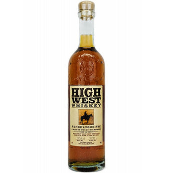 High West Rendezvous Rye