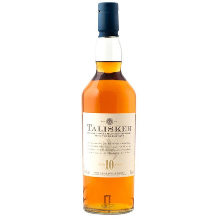 Talisker 10yr Single Malt Scotch Whisky