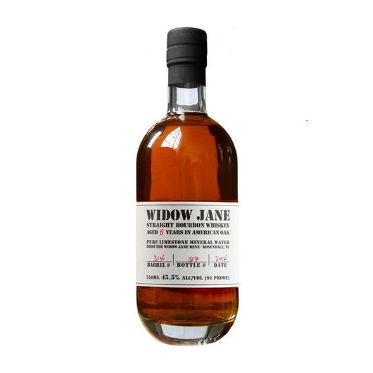 Widow Jane 10 Year Old Bourbon Whiskey