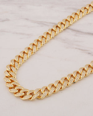 Cuban Chain - Gold