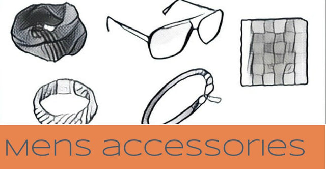 Local Products: Men's Accessories