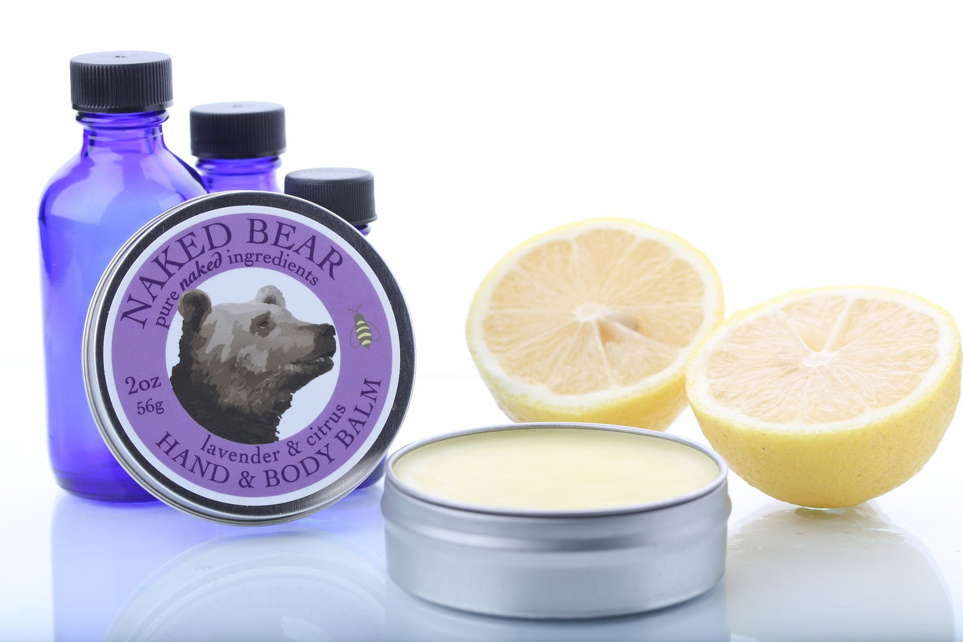 BazaarMPLS, Naked Bear Naturals - Scented Hand & Body Balms, Naked Bear Naturals, Personal Care, Shop Minnesota Online, Shop Local MN