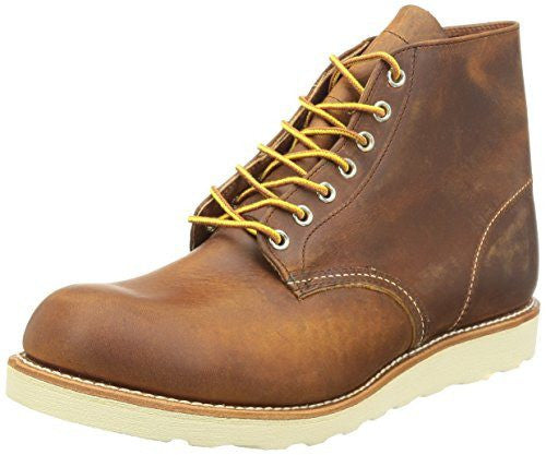 BazaarMPLS, Red Wing Heritage Round 6 Inch Boot, Red Wing Shoes, shoes, Shop Minnesota Online, Shop Local MN