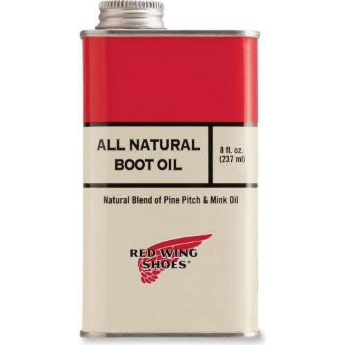 BazaarMPLS, Red Wing Heritage All Natural Boot Oil, Red Wing Shoes, shoes, Shop Minnesota Online, Shop Local MN