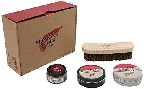 BazaarMPLS, Red Wing Heritage Shoe Care Gift Kit, Red Wing Shoes, shoes, Shop Minnesota Online, Shop Local MN