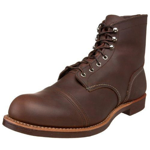 BazaarMPLS, Red Wing Heritage Iron Ranger 6 Inch, Red Wing Shoes, shoes, Shop Minnesota Online, Shop Local MN