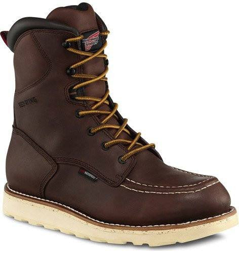 BazaarMPLS, Red Wing Shoes 411 Men's Boot 8 inch Waterproof, Red Wing Shoes, shoes, Shop Minnesota Online, Shop Local MN