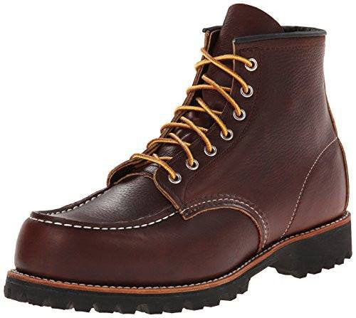 BazaarMPLS, Red Wing Heritage Roughneck Lace Up Boot, Red Wing Shoes, shoes, Shop Minnesota Online, Shop Local MN