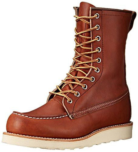 BazaarMPLS, Red Wing Heritage Moc 8 Inch Boot, Red Wing Shoes, shoes, Shop Minnesota Online, Shop Local MN
