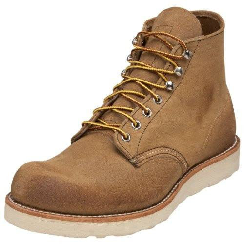 BazaarMPLS, Red Wing Men's 8181 6 Inch Classic Round Boot, Red Wing Shoes, shoes, Shop Minnesota Online, Shop Local MN