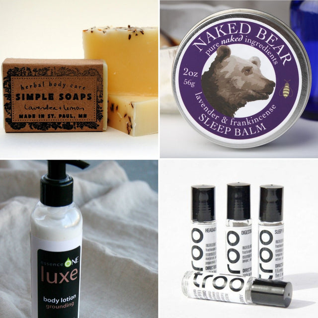 Bazaar MPLS - Biggest Online Store Selling Minnesota-Made products made in Minnesota by local businesses, Lots of Lavender, Bazaar MPLS, Basket, Shop Minnesota Online, Shop Local MN