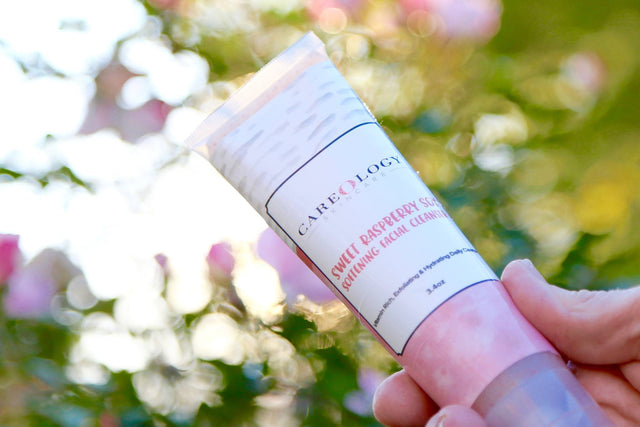 BazaarMPLS, Careology Skincare - Sweet Raspberry Softening Facial Cleanser, Careology Skincare, Skincare, Shop Minnesota Online, Shop Local MN