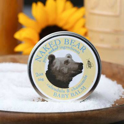 Bazaar MPLS - Biggest Online Store Selling Minnesota-Made products made in Minnesota by local businesses, Naked Bear Naturals - Soothing Balm, Naked Bear Naturals, Body/Bath/Beauty, Shop Minnesota Online, Shop Local MN