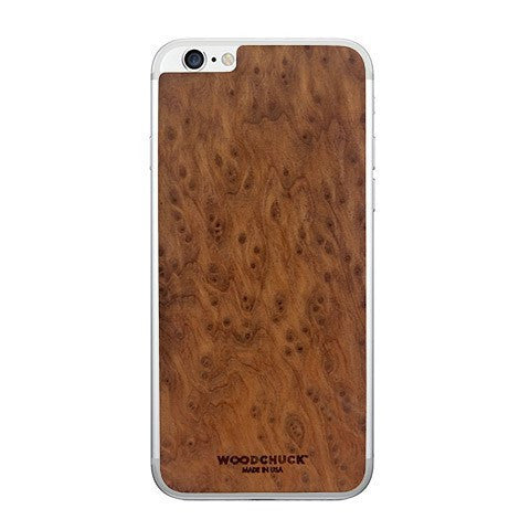 Premium Wood iPhone 6 Plus / 6s Plus Skins - Woodchuck USA