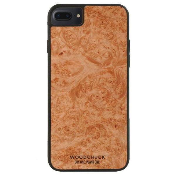 Bazaar MPLS - Biggest Online Store Selling Minnesota-Made products made in Minnesota by local businesses, Woodchuck USA - Premium Wood iPhone 7 Plus Case, Woodchuck USA, Tech Accessories, Shop Minnesota Online, Shop Local MN