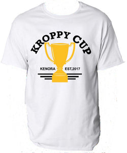 The KROPPY CUP TEE #218
