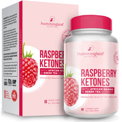 Green Coffee Bean Raspberry Ketones