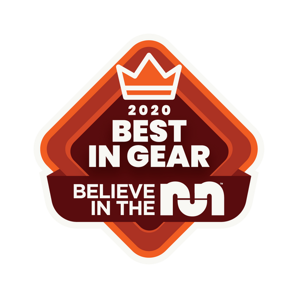Lock Laces wins Best Accessory  in the Best In Gear Awards 2020 from Believe In The Run