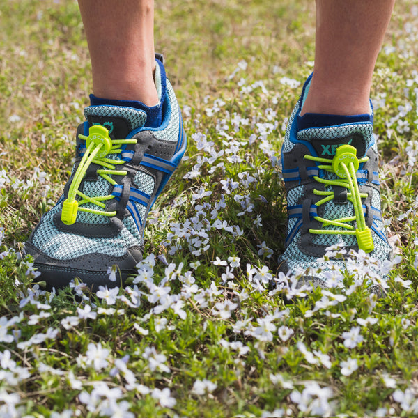 Lock Laces® Enhancing the Natural Footwear Experience