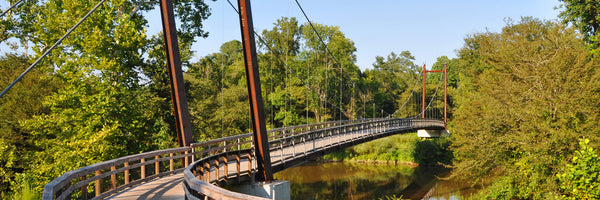Top 4 Walking Trails in Raleigh, NC