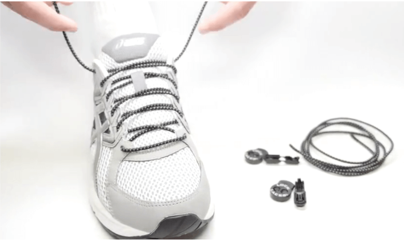 Lock Laces® Installation Instructions for our No Tie Laces