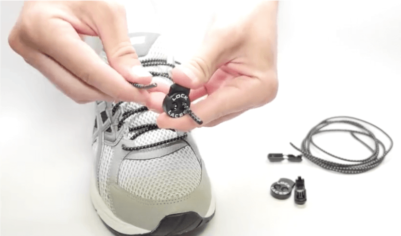Lock Laces® Installation Instructions