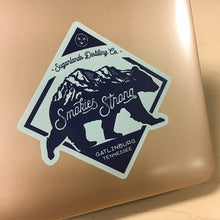 Smokies Strong Sticker
