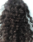 "08"" inches 1 bundle Curly hair"