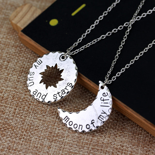 TV Series | Game of Thrones Khaleesi Necklaces | Moon of My Life Necklace | Sun and Stars Necklace