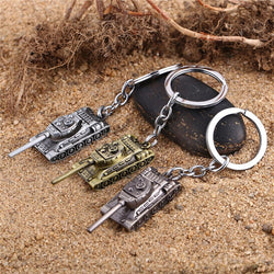 3D World of Tanks Keychain | Metal Key Rings | World of Tanks Keychain or Necklace pendant