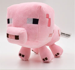 Minecraft 1pc (16cm) Minecraft Pig Plush Toy | Quality Plush Dolls
