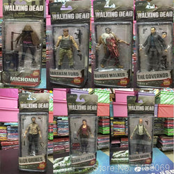 TV Series | Walking Dead Characters | PVC Action Figure Collectibles