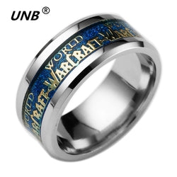 World of Warcraft Ring Stainless Steel Jewelry