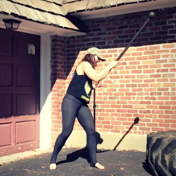 Training Bands Near Me: Benefits Of Tire Slams And 7 Reasons Why A Steel Mace Is