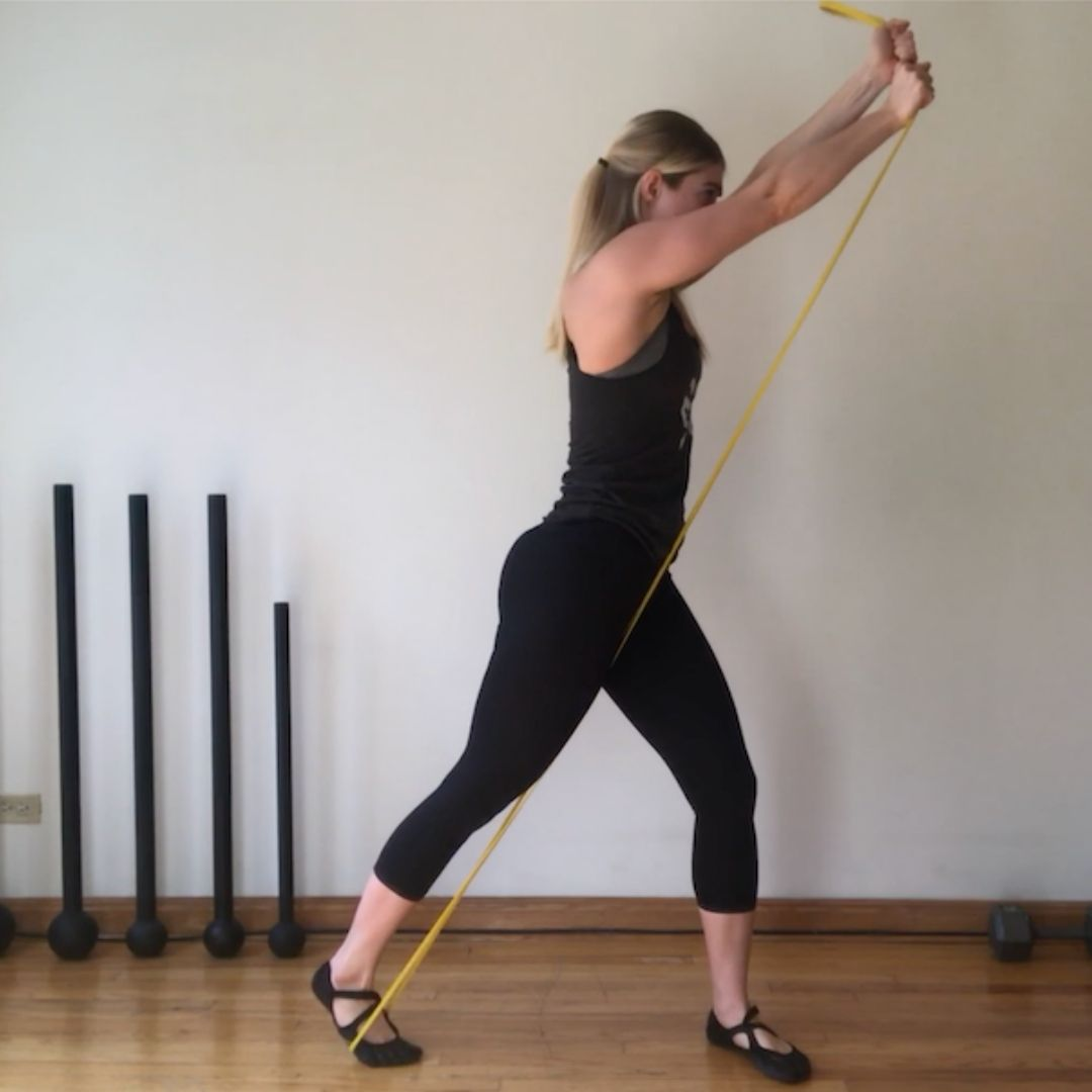 24 Best Resistance Band Exercises Targeting Muscle Groups Total