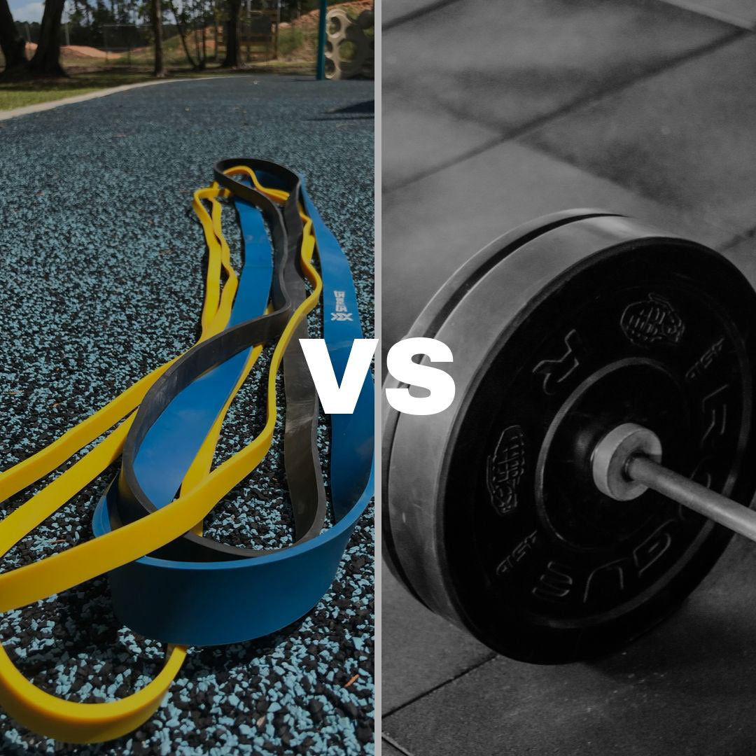 are resistance bands as effective as free weights