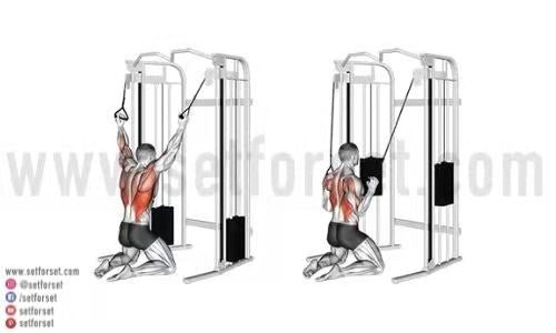 cable pull up alternative
