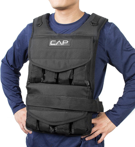 Do weighted vests build muscle?