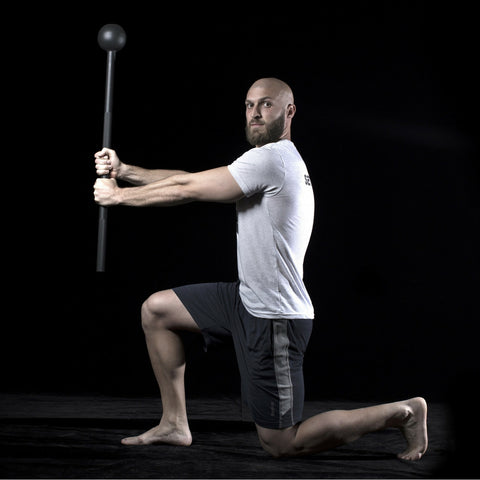 steel mace workout