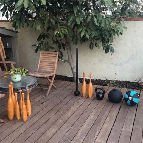 What equipment should a home gym have?