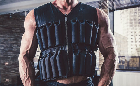 adjustable vs fixed weight weighted vest