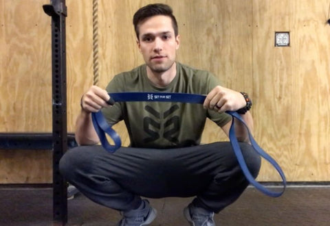 ankle resistance band exercises