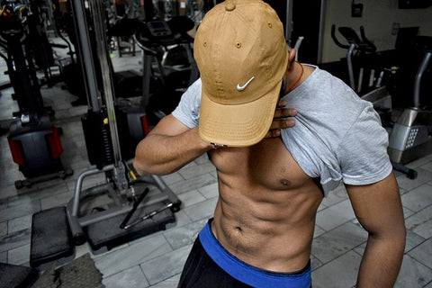 bench for abs