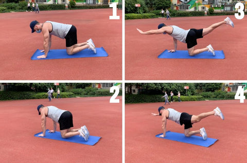 best core exercises for beginners